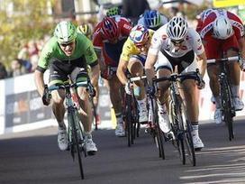 Bouhani manté el liderat a la segona etapa de la París-Niça amb dos segons de marge sobre Degenkolp | Bicycling | Scoop.it