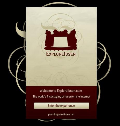 ExploreIbsen.com - A virtual walk in the Spirit of Henrik Ibsen | IB Lang Lit | Scoop.it