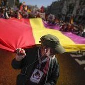 Madrid: des milliers de manifestants réclament la fin de la monarchie - RTBF Monde | spanish civil war | Scoop.it