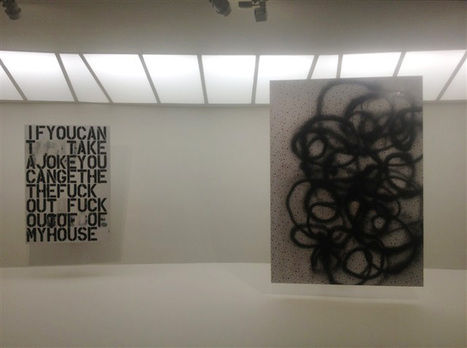 How to Talk About Art: Christopher Wool Edition (#H2TAA)   Art New York   Scoop.it