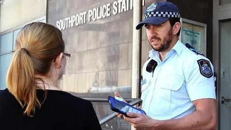 iPads the new weapon of choice that keep Queensland Police away from the ... - Courier Mail | Education at SMC | Scoop.it