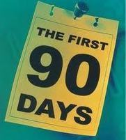 The First 90 Days ! | Lead the way | Scoop.it