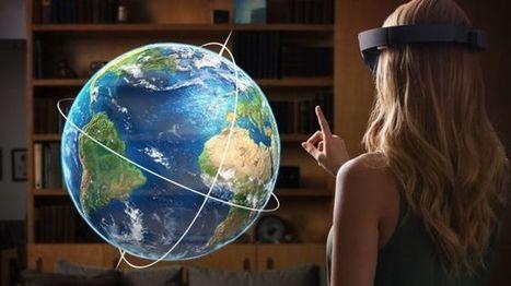 Qué es la realidad aumentada, cómo se diferencia de la virtual y por qué Apple apuesta fuertemente a ella - BBC Mundo | Pedalogica: educación y TIC | Scoop.it