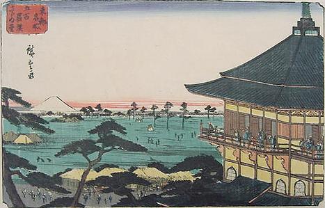 Ukiyo-e Prints: Utagawa Hiroshige   Merveilles - Marvels   Scoop.it