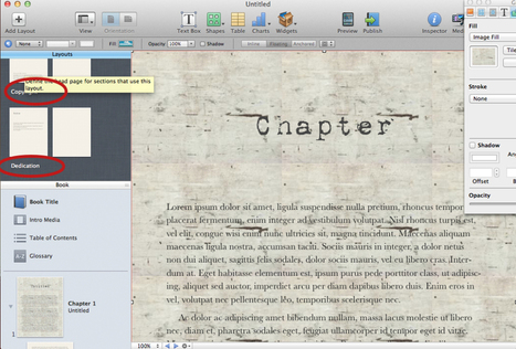 How to Customize iBook Author Templates   Writing Is Hard Work   Publishing with iBooks Author   Scoop.it