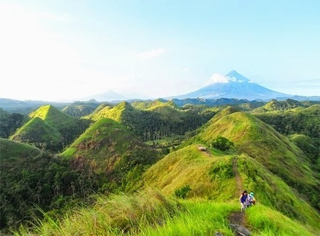 turista trails: The Rolling Quitinday Green Hills of Camalig In Albay | Philippine Travel | Scoop.it