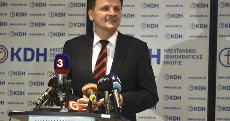 Predseda KDH Alojz Hlina: Cirkev nie je vypasený brav, ktorý nevie, čo s peniazmi | Správy Výveska | Scoop.it