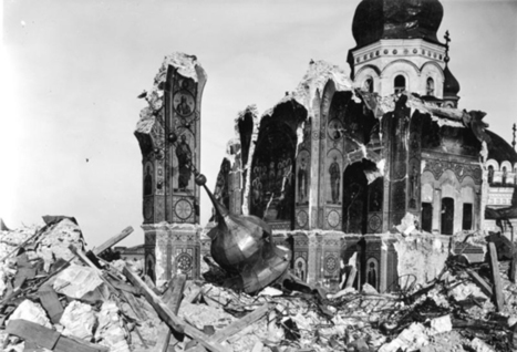 10 of the Most Infamous Art Destructions of World War II - Hyperallergic | Social Studies | Scoop.it