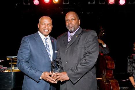 Alum, Friend of USF honored at Black History Month Local Heroes Awards | reggie daniels | Scoop.it