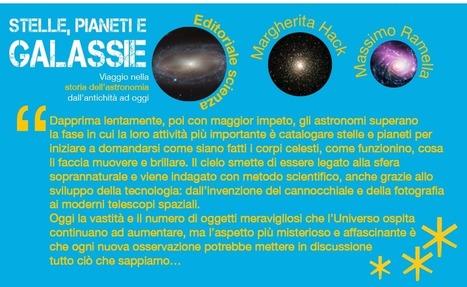 LIBRI – Viaggio nella storia dell'astronomia dall'antichità a oggi - OggiScienza | libri | Scoop.it