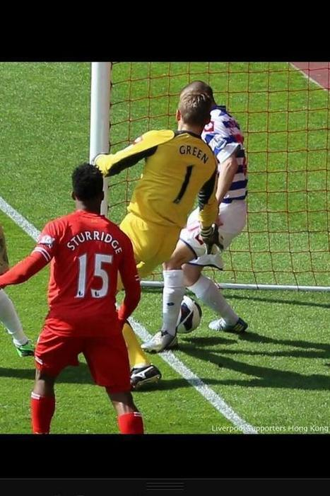 Twitter / henriksen1: Goal-line technology can't ... | Gadgets and Gizmos | Scoop.it