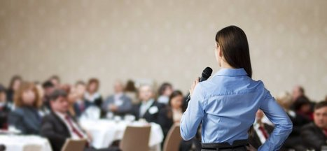 5 Rare Public Speaking Tricks the Best Presenters Use | 21st Century Leadership | Scoop.it