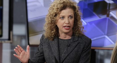 Wasserman Schultz steps down as DNC chair | Educating & Enforcing Human Rights For We The People !! | Scoop.it