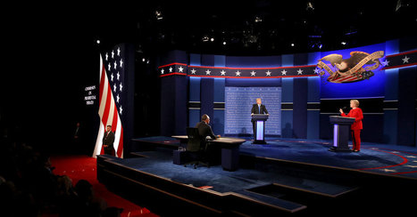 Our Fact Checks of the First Debate | Upsetment | Scoop.it