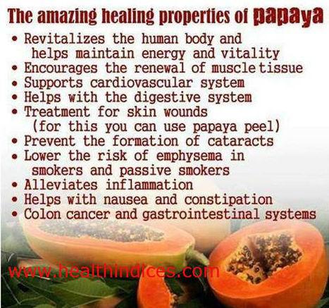 Health Benefits of Papaya | Food and Drink | Scoop.it
