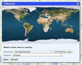 What's up on aprs.fi: Time zone selection on aprs.fi | Amateur Radio Adventures | Scoop.it