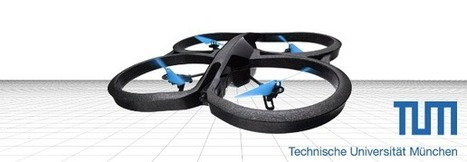 edX to offer a new course: Autonomous Navigation for Flying Robots | DroneLand Times | Scoop.it