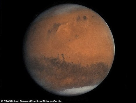 Mars One claims to have 'solved' how humans will surviveon Mars | MARS, the red planet | Scoop.it