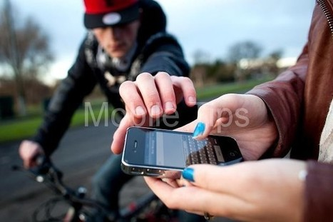 Video: Snatching Smartphone So Fast | Smartphone News | Scoop.it