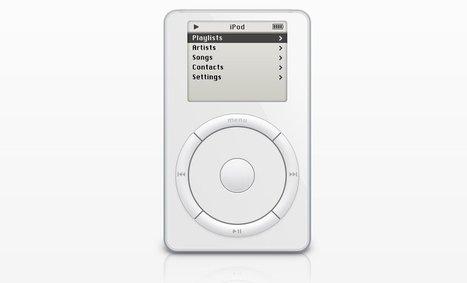 El iPhone desplaza al iPod como el dispositivo más vendido de Apple | Mob Development | Scoop.it