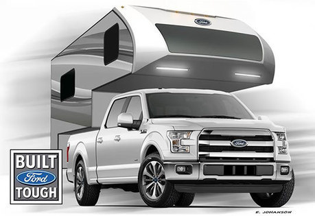 Ford Motor Company Announces Truck Camper | Mikes Auto News | Scoop.it