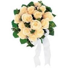 White Rose Nosegay on imgfave | Our Florist and Flower delivery | Scoop.it