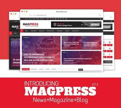 | Blogger Templates | Blogger themes | Scoop.it