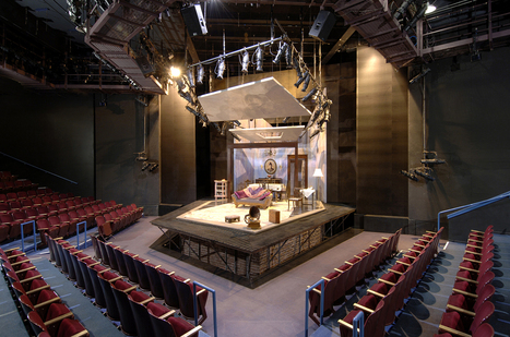 Berkeley_Rep_Thrust_in.jpg (1800x1190 pixels) | Uses of space in theatre and drama | Scoop.it