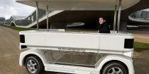 Navia, la navette sans chaffeur testée à l'EPFL | INDUCT | Scoop.it