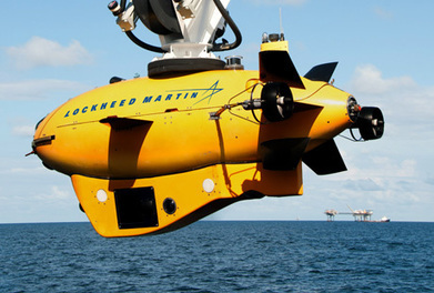 Marlin AUV | Capstone: An ESRM Coda | Scoop.it
