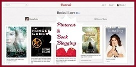 Pinterest and Book Blogging: Use The Latest Social Media Craze To Your Site's Advantage | BlogHer | Pinterest | Scoop.it