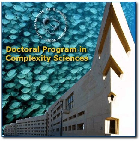 Doctoral Program in Complexity Sciences | Aggregate Intelligence | Scoop.it