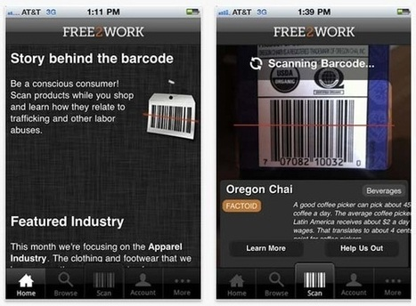 Fashion ComPassion's Top 5 Sustainability Apps - Fashion ComPassion | Fashion Compassion | Fashion | Scoop.it