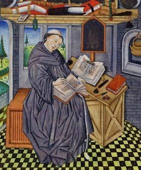 le livre médiéval | le Moyen Age | Scoop.it