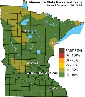 Fall Color Finder: Minnesota State Parks and Trails | The Miracle of Fall | Scoop.it