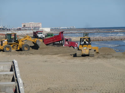 Latest Galveston beach restoration project set for October | Texas Coast Real Estate | Scoop.it