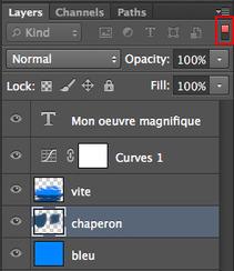 Astuce Photoshop #15 : Retrouvez facilement vos calques dans Photoshop CS6 | Photoshop Tutorials | Scoop.it
