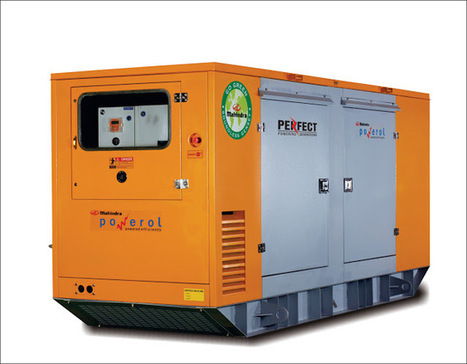 Silent Generator: Smart Power Backup Choice for Commercial and Residential Buildings | Silent Diesel Generators | Scoop.it