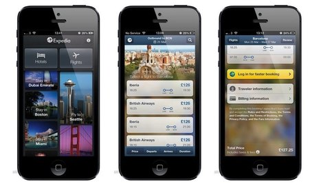 Travel Industry's Mobile Revenues Are Much Lower Compared to Other Sectors | rocmvv | Scoop.it