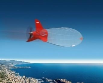 Voici Lélio, futur dirigeable le plus rapide du monde | Aérostation, ballons et dirigeables | Scoop.it