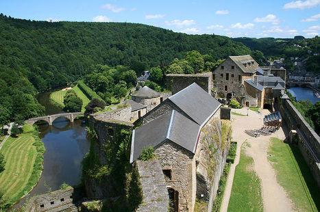 Campement et marché Médiéval au château fort de Bouillon | Festivals Celtiques et fêtes médiévales | Scoop.it
