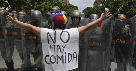 Crise au Venezuela. « Si vous mangez deux fois par jour, vous avez de la chance » | Venezuela | Scoop.it