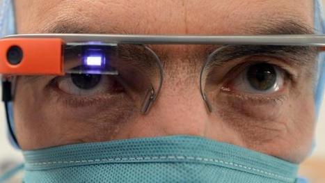 Santé. Le chirurgien opère avec des Google glas... | netnavig | Scoop.it