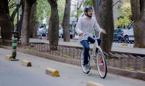 GiBike, le vélo connecté qui charge ton smartphone en pédalant | Les dernières innovations digitales | Scoop.it