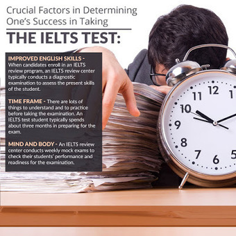3 Important Considerations Before You Take the IELTS | IELTS Writing Test Tips and Training | Scoop.it