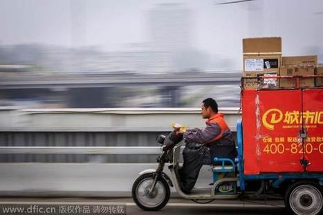 Express delivery market slows in holiday - Business - Chinadaily.com.cn | Global Logistics Trends and News | Scoop.it