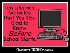 Classroom Tested Resources: 10 Literacy Websites that You'll Be Glad to Know *Before* School Starts | Cool School Ideas | Scoop.it