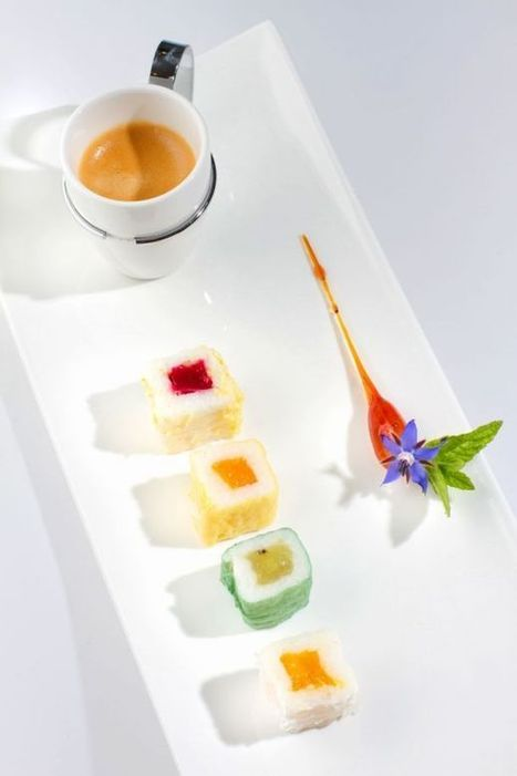 Actu snackfoods / SUSHI : Yedo Sushi met le cap sur le foodservice | innovation | Scoop.it