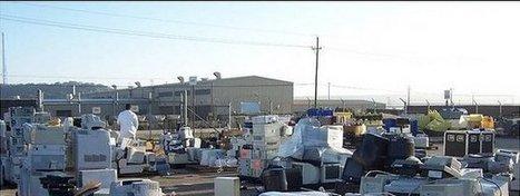 La ONU denuncia el comercio ilegal y el vertido de residuos electrónicos   Infraestructura Sostenible   Scoop.it