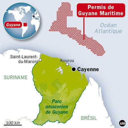 Actualité > Découverte de pétrole en Guyane : manne financière ou danger écologique ? | LYFtv - Lyon | Scoop.it